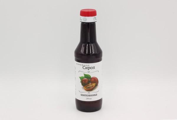 Шиповника сироп с сахар 250мл БАД