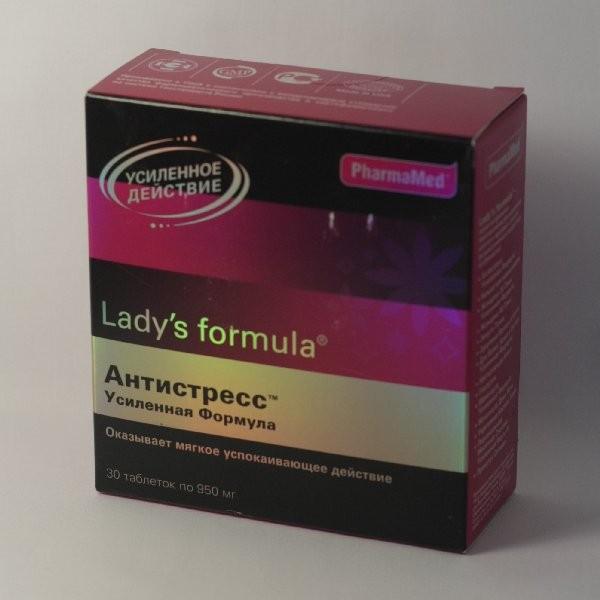 Леди-С формула Антистресс тбл 30 БАД