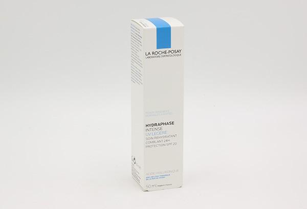 Ля Рош Гидрафаз UV Лежер интенсивное увлажняющее средство для норм кожи 50мл