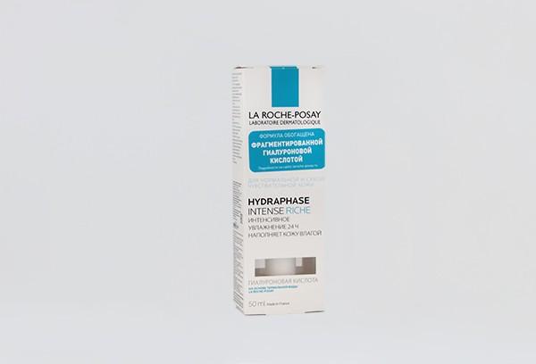 Ля Рош Гидрафаз Риш интен увлажняющее средство для сухой чувствительной кожи50мл