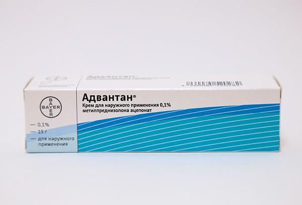 Адвантан 0,1% крем 15г