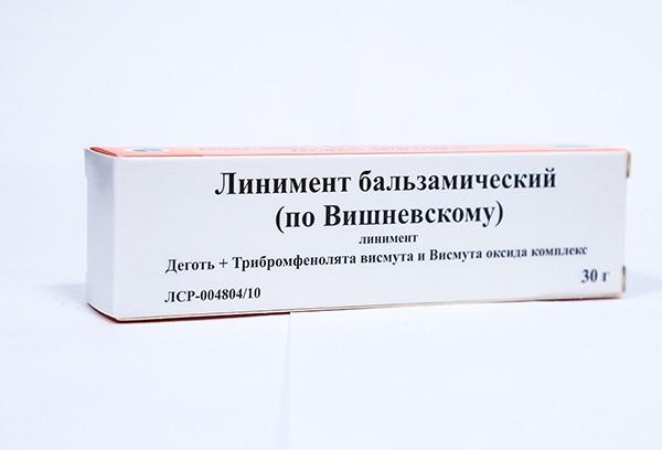 Линимент Вишневского туба 30г