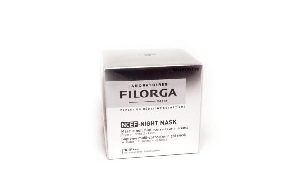 Филорга NCEF-Найт маска ночная мультикорректирующая 50мл