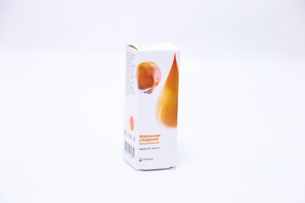 Масло апельсина 10мл