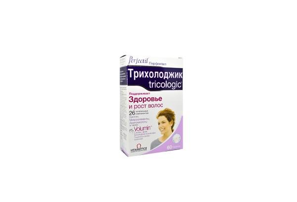 Перфектил Трихолоджик WOMAN тбл 60 БАД