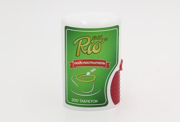 РИО заменитель сахара тбл 300