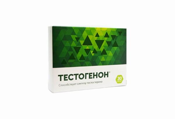 Тестогенон капс 30 БАД