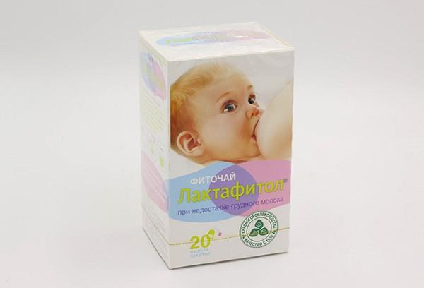 Чай  Лактафитол 1,5г  ф/п 20 БАД